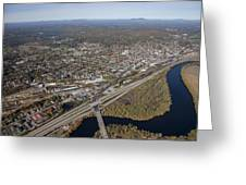 Concord, New Hampshire Nh Greeting Card