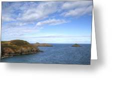 Cornwall - Rumps Point Greeting Card