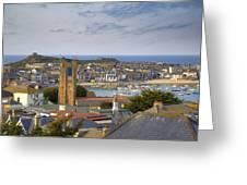 Cornwall - St Ives Greeting Card