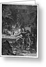 Edward (1330-1376) Greeting Card