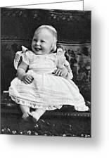 Edward Viii (1894-1972) Greeting Card