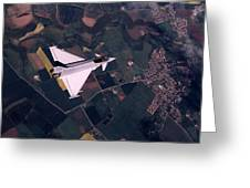 Eurofighter  Greeting Card