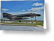 F-4 Phantom II Greeting Card