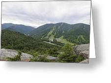 Franconia Notch State Park - White Mountains New Hampshire Usa Greeting Card