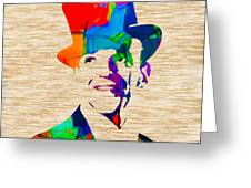 Fred Astaire Greeting Card