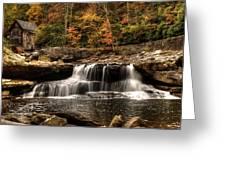 Glade Creek Mill Greeting Card