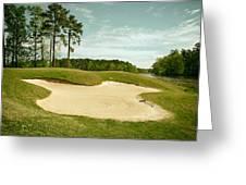 Grand National Golf Course - Opelika Alabama Greeting Card