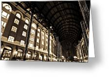 Hays Galleria London Greeting Card