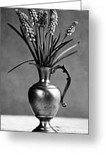 Hyacinth Still Life Greeting Card