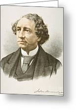 John Alexander Macdonald  Greeting Card