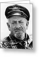 John Steinbeck (1902-1968) Greeting Card