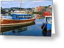 Kinsale Co Cork Ireland Greeting Card