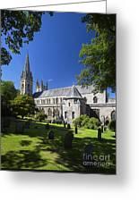 Llandaff Cathedral Greeting Card
