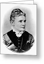 Lucretia Garfield (1832-1918) Greeting Card