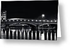 Maidstone Bridge Greeting Card