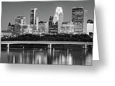 Minneapolis Mn Greeting Card