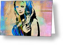 Miranda Lambert Collection Greeting Card