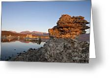 Mono Lake California Greeting Card by Jason O Watson