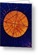 Mosaic Table Top Greeting Card