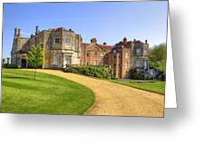 Mottisfont Abbey Greeting Card