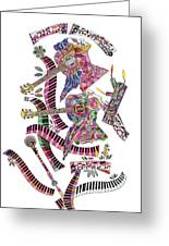 Musical Minds Greeting Card