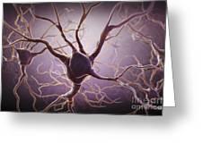 Neuron Greeting Card