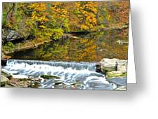 Panoramic Beauty Greeting Card