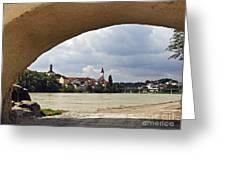 Passau Germany Greeting Card