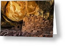Ancient Spaces Utah Greeting Card