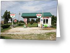 Route 66 - Paris Springs Missouri Greeting Card