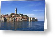 Rovinj Croatia  Greeting Card