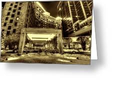 Saint Paul Hotel Greeting Card