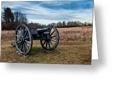 Saratoga Battlefield Greeting Card
