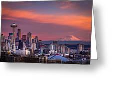 Seattle Greeting Card