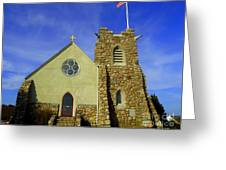 St. Andrews-by-the-sea Greeting Card