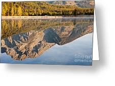 String Lake Grand Teton National Park Greeting Card