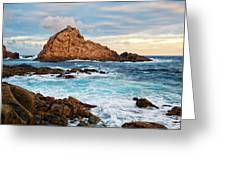 Sugarloaf Rock - Western Australia Greeting Card