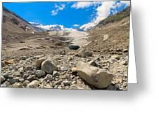 Swiss Mountains Greeting Card