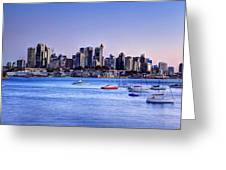 Sydney City Greeting Card