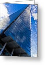 The Shard London Art Greeting Card