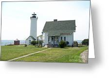 Tibbetts Point Light Greeting Card