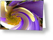 Tidal Wave Greeting Card