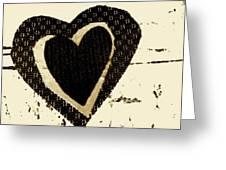3-times Greeting Card by Dorothy Rafferty