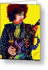 Transcendent Clapton Greeting Card