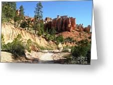 Utah Red Rock Greeting Card
