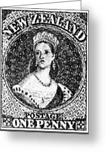 Victoria Of England (1819-1901) Greeting Card