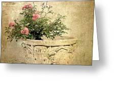 Vintage Blossom Greeting Card