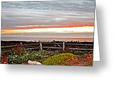 Yachats Oregon Greeting Card