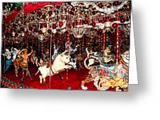 House On The Rock Greeting Card