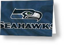 Seattle Seahawks Greeting Card
